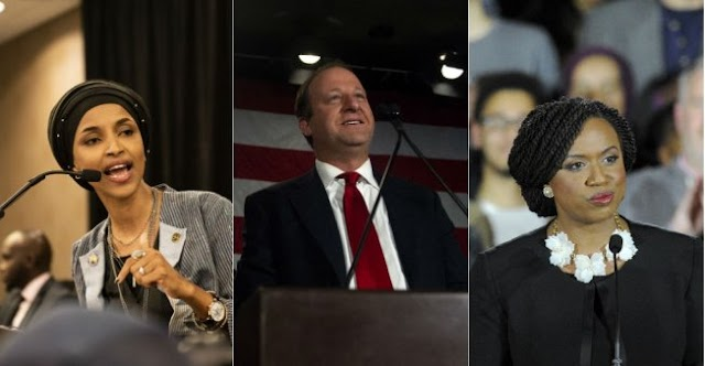 #Midterm : Several 'firsts' among mixed results of US midterm elections.