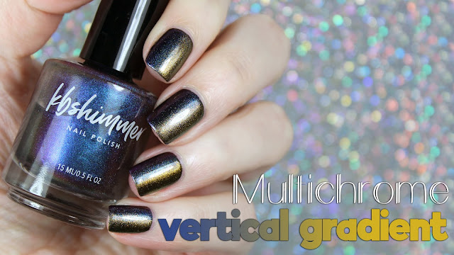 KBShimmer | Multichrome Nail Art