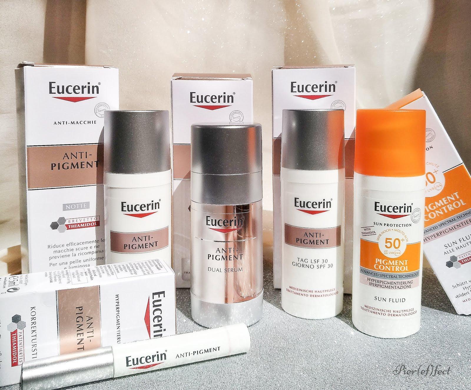 eucerin anti pigment