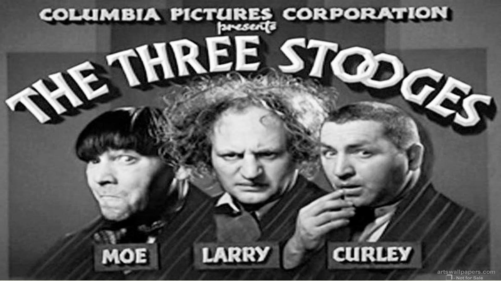 SeanPaulMurphyVille: The Three Stooges: An Analysis