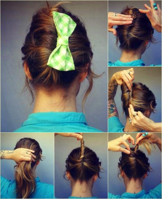 Strange Easy Braided Bun Hairstyle Tutorial Step By Step Toronto Short Hairstyles For Black Women Fulllsitofus