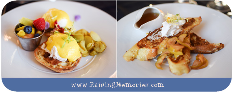 Breakfast food review at Ste Annes Spa by www.RaisingMemories.com