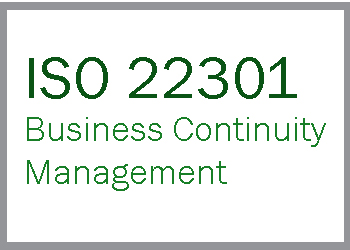 Training Understanding of ISO 22301