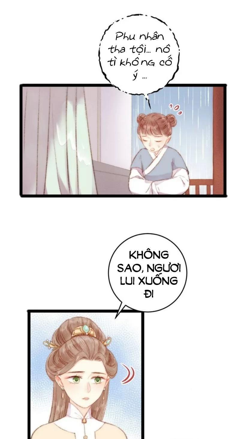 Nàng Phi Cửu Khanh - Thần Y Kiều Nữ chap 51 - Trang 9