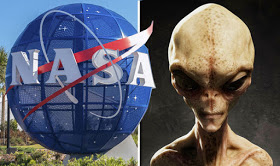 Científico dice que los extraterrestres ya pudieron haber vistado la tierra.