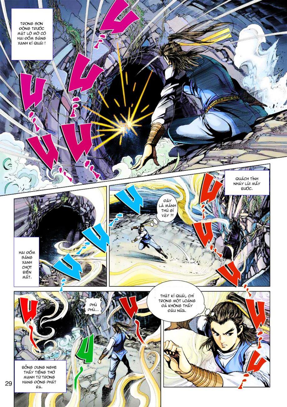 Anh Hùng Xạ Điêu anh hùng xạ đêu chap 39 trang 28