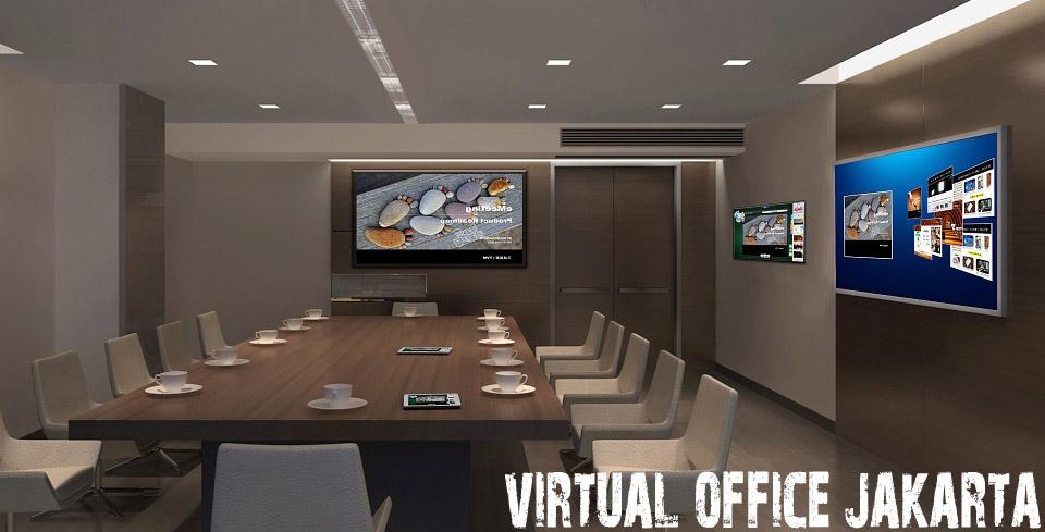 Pengenalan Layanan Virtual Office di Jakarta
