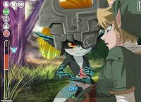 Juego Hentai Zelda
