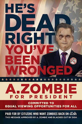 AMC-A Zombie For President