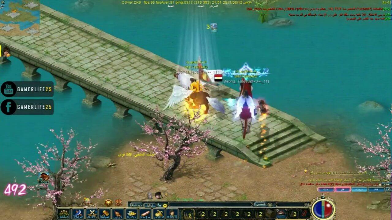 تحميل لعبة كونكر الجديده اون لاين برابط مباشر Conquer Online