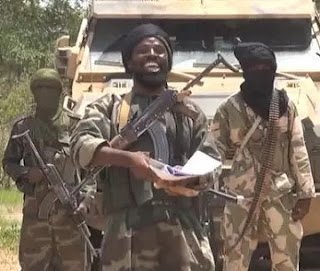 Dethroned B'Haram Leader, Shekau Declares Buhari, Buratai Infidels, Threatens To The President In Attack Aso Rock In New Vidoe