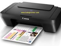 Review Printer Canon Pixma E410 dan Harganya Di Bulan November 2016