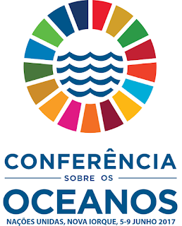 Documento final da Conferência sobre os Oceanos.