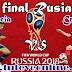 Francia vs Croacia en online, Hora y canal Final Rusia 2018