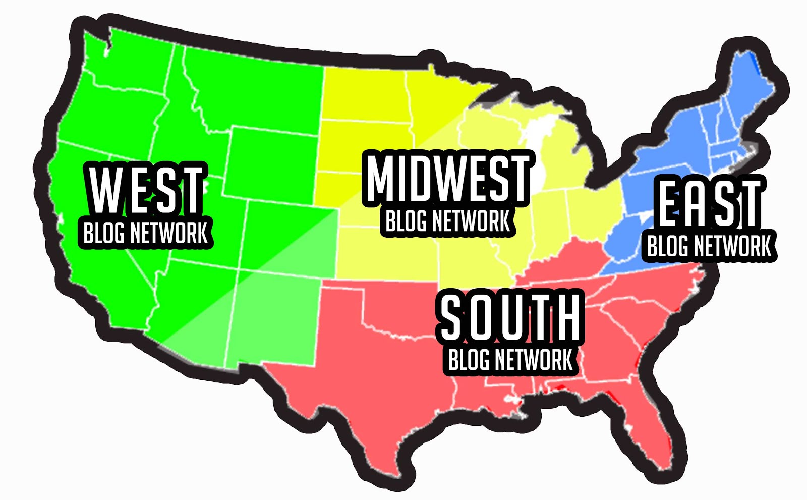 USA BLOG NETWORKS