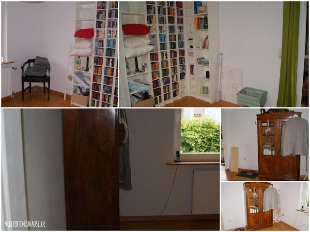 Vorher-Nachher: Dieses Zimmer soll ich neu einrichten und gestalten.