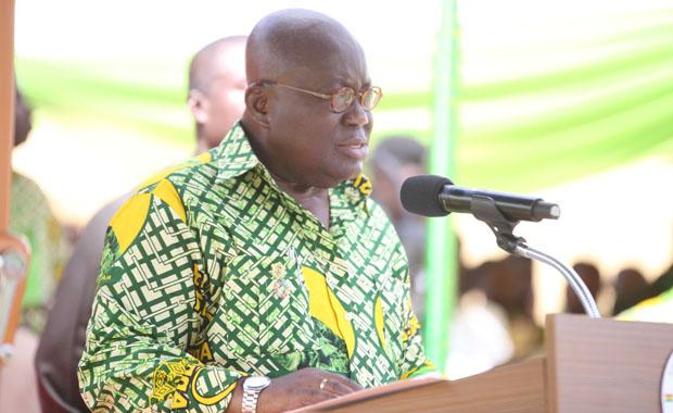 Attempts To Tag My Gov't Corrupt Will Fail – Akufo-Addo
