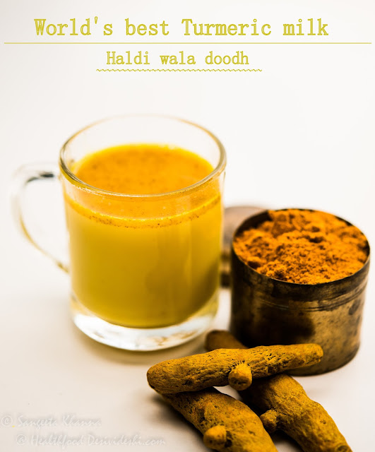Why turmeric latte? The best turmeric milk is more than that | How to make delicious turmeric milk, the golden milk from India
