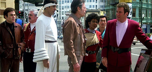 Star Trek IV, directed by Nicolas Meyer