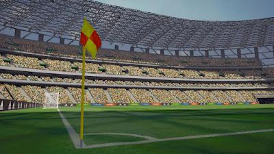PES 2017 Baku Olympic Stadium by PES Mod Goip