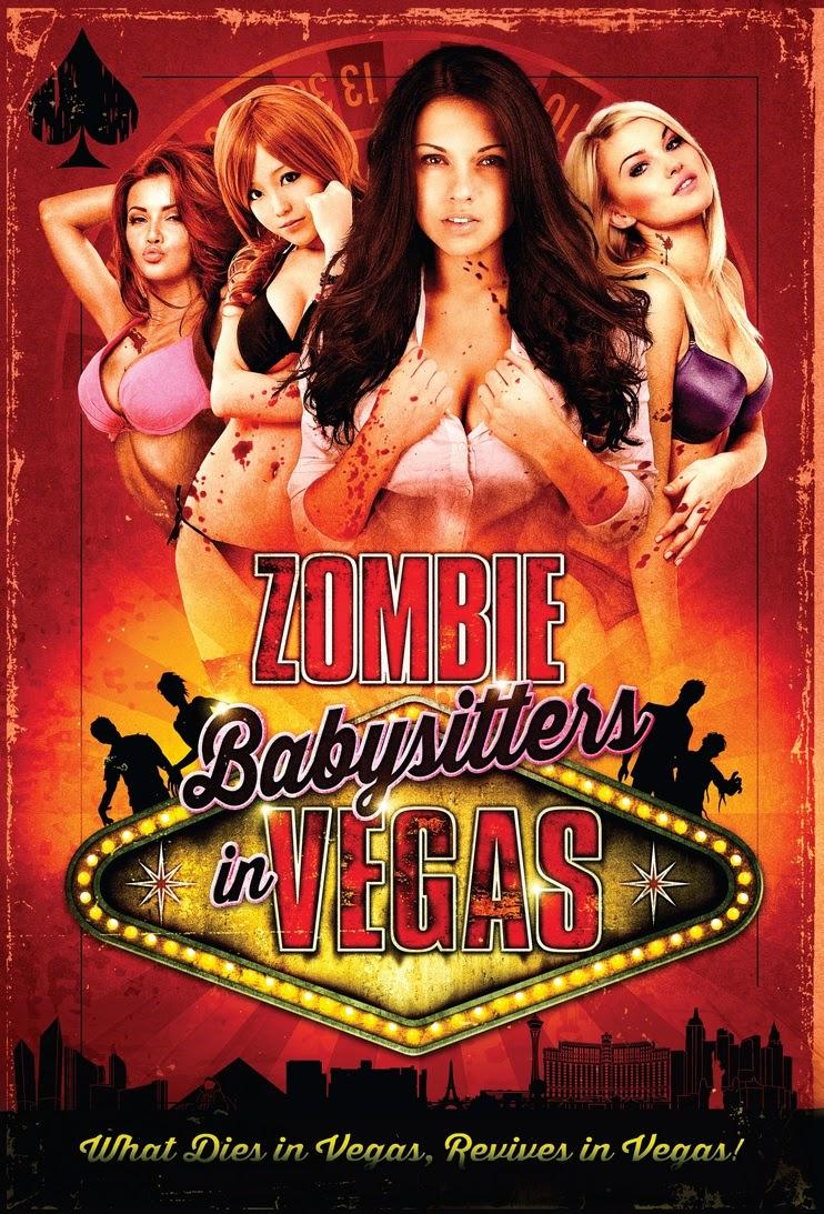 Zombie Babysitters in Vegas
