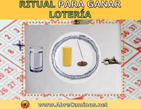 Ganar Lotería Hechizo Wicca Ritual Urgente