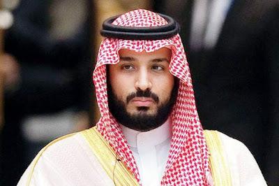 Saudi Crown Prince Mohammad bin Salman Fayez Nureldine