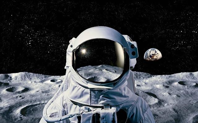 Luna, viajes al espacio, nasa