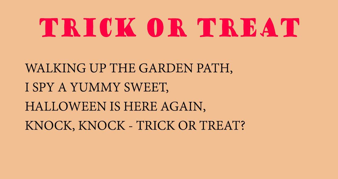 Halloween Poems For Preschoolers ~ Happy Halloween Picture