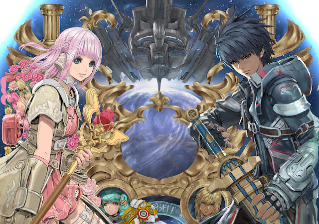 Star Ocean 5 interview