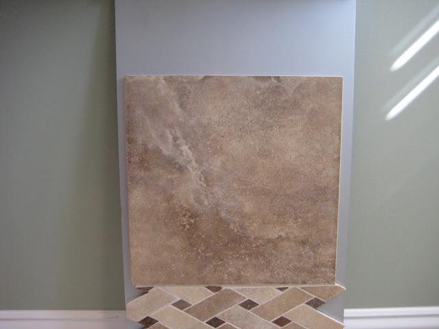Tan Tiles - Choosing between gray and tan