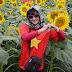 Phượt cánh đồng hoa hướng dương nghệ an vào tháng 11