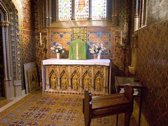Capela do Santissimo Sacramento em Cheadle
