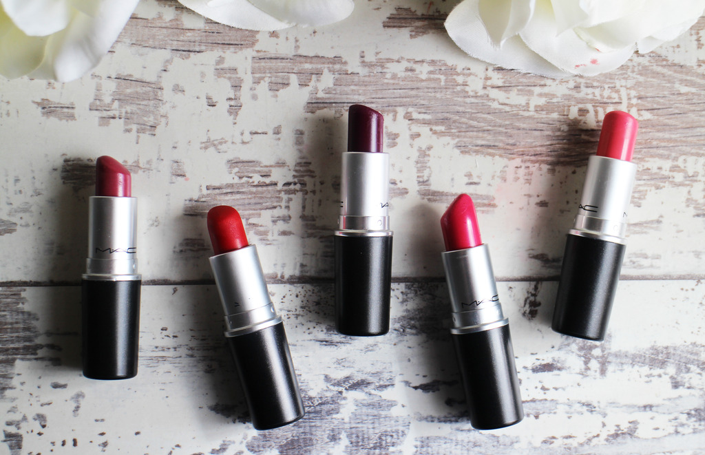 Updated Mac Lipstick Collection | 2016