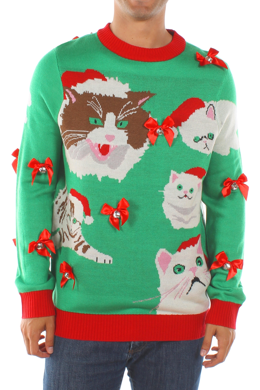 Crazy christmas sweaters