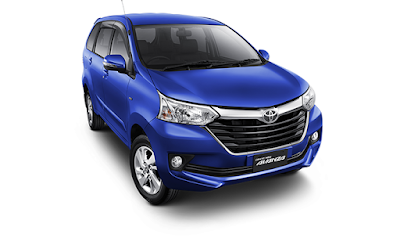 Grand New Toyota Avanza Warna Nebula Blue