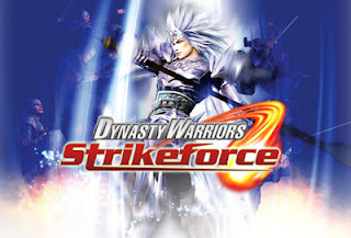Dynasty Warriors: Strikeforce PPSSPP CSO ISO Highly Compressed