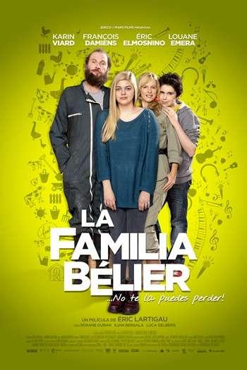 La Familia Bélier DVDRip Latino