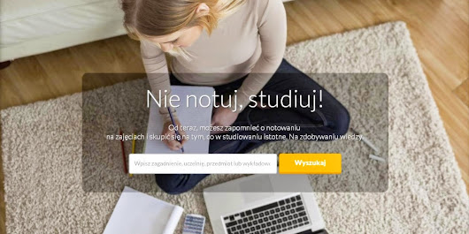 Back to school | notatek.pl