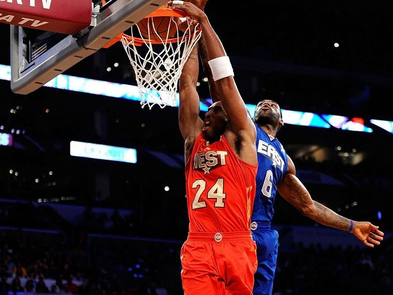 a2f647d7c0a The dunk happened during the 2011 All-Star game where Bryant won the MVP  award.