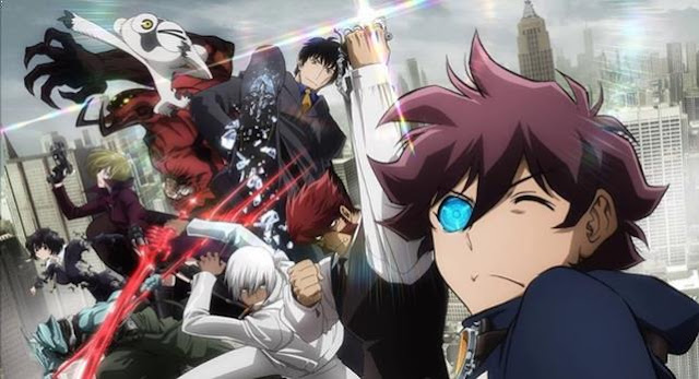Blood Blockade Battlefront (Kekkai Sensen) - Best Shounen Anime of All Time