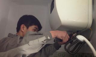Sửa bình nóng lạnh tại Hà Đông Hà Nội