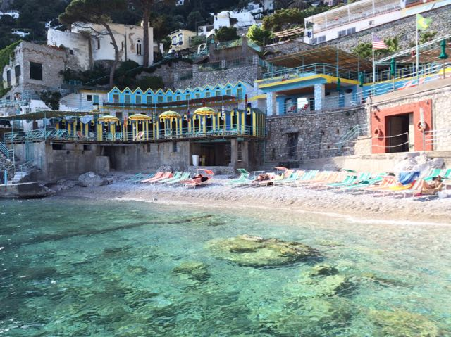 Best Beaches in Capri