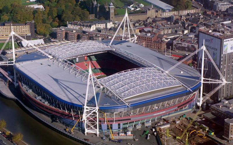 Stadion Final Liga Champions UEFA 2017