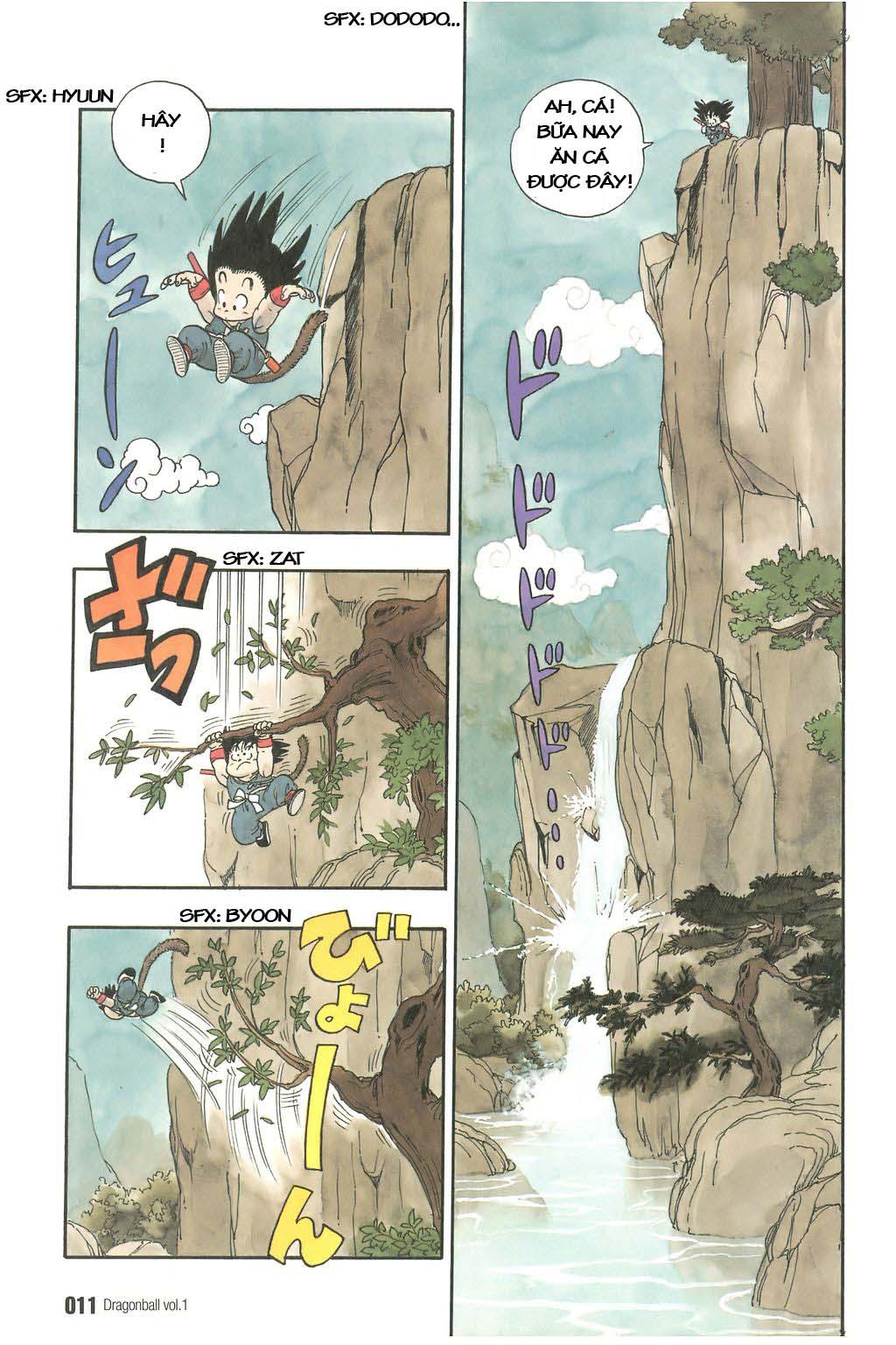 Dragon Ball chap 1 trang 15
