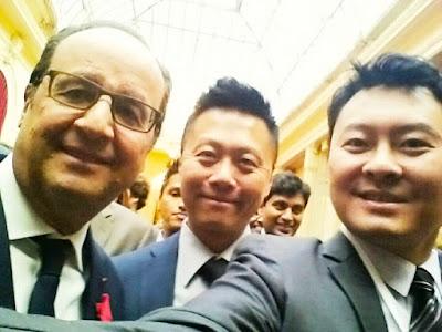 台灣唯一!蓋亞汽車入選法創業計畫,受邀巴黎見法國總統