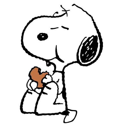 Stickers Snoopy Facebook