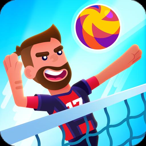Volleyball Challenge - VER. 1.0.22 Unlimited (Money - Diamond) MOD APK