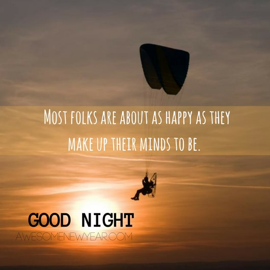 Good Night Quotes with Beautiful Images