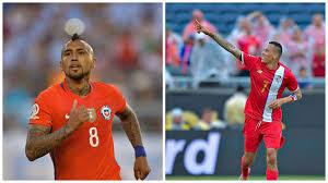 Chile vs Panamá en Copa América Centenario